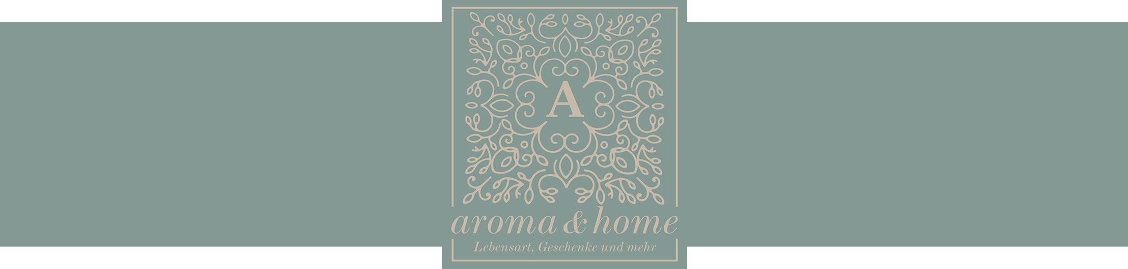aroma & home Logo